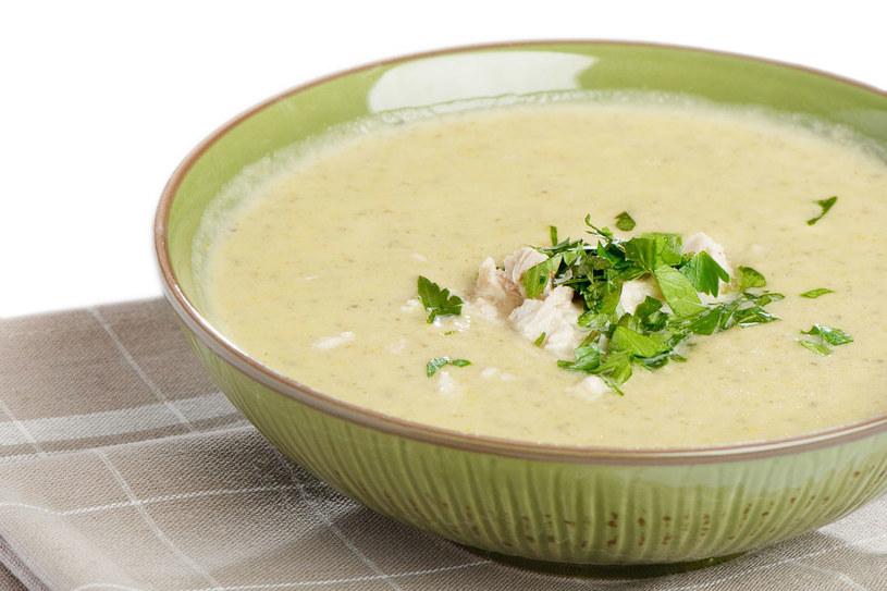 Zupa krem z selera /123RF/PICSEL