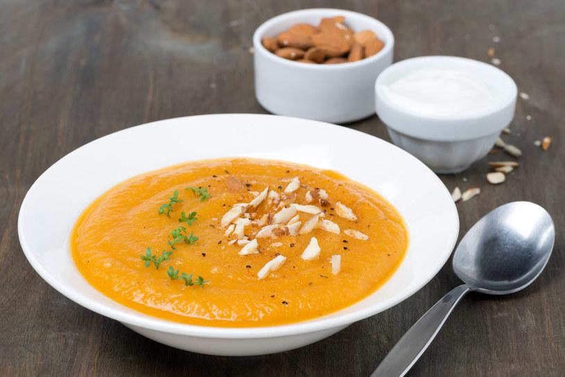 Zupa krem z warzyw /123RF/PICSEL