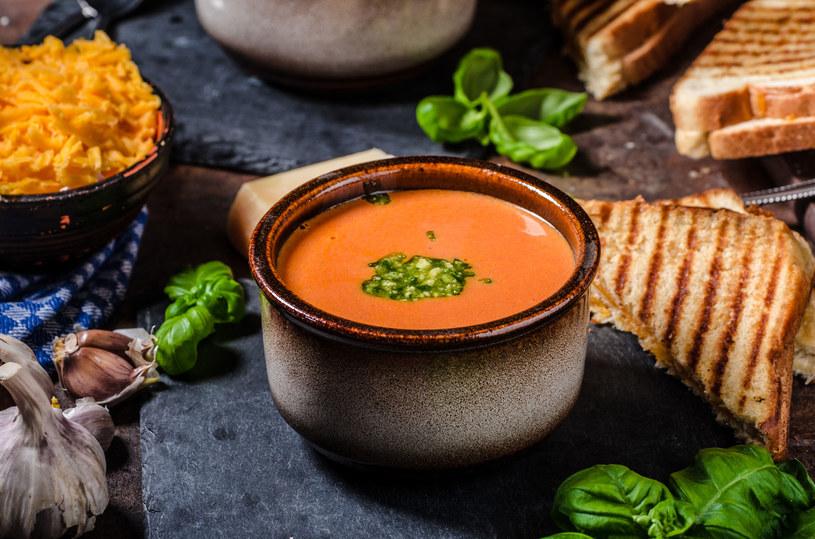 Zupa krem /123RF/PICSEL