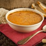 Zupa marchewkowa z mięsem