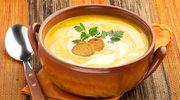 Zupa marchewkowa z papryką