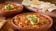 Zupa meksykańska z fasolą