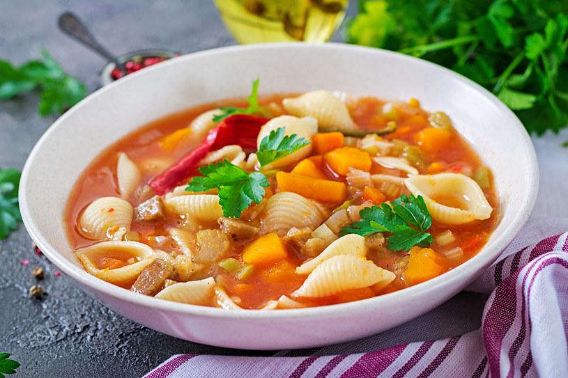 Zupa minestrone /123RF/PICSEL