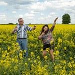 """""""Zupa nic"""": Artur Andrus i Monika Borzym promują nowy film Kingi Dębskiej"""