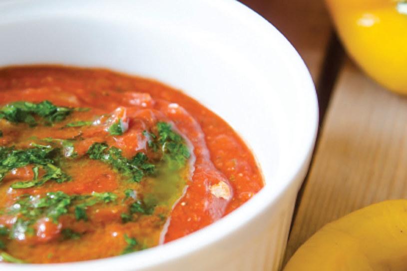Zupa paprykowa /materiały prasowe