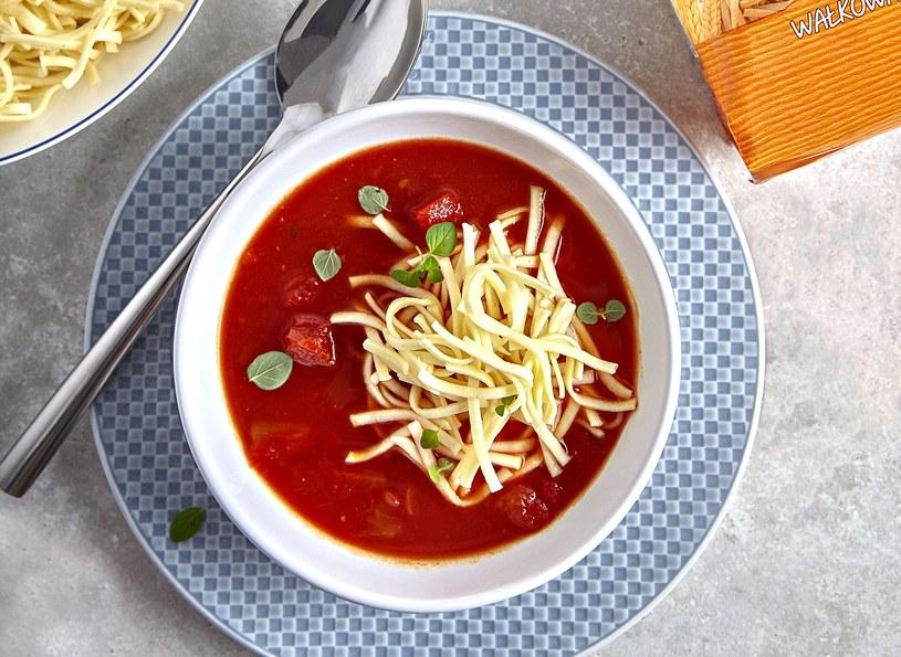 Zupa pomidorowa /materiały prasowe