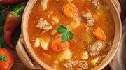 Zupa pomidorowo-ziemniaczana