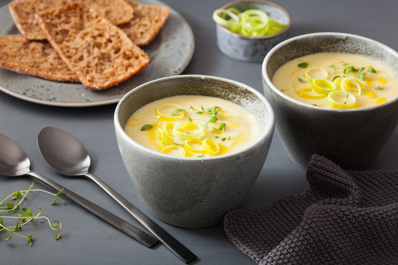 Zupa porowa /123RF/PICSEL