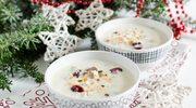 Zupa rybna z bakaliami i mleczkiem kokosowym