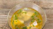Zupa rybna z małżami