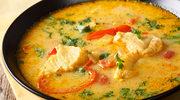 Zupa rybna z papryką