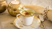 Zupa selerowa z wędzoną szynką