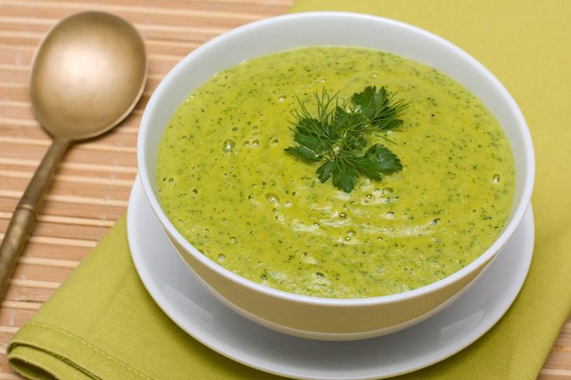 Zupa szpinakowa /123RF/PICSEL