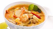 Zupa tom yum - ulubione danie kuchni tajskiej Pascala Brodnickiego