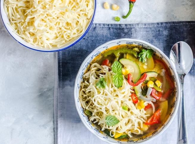 Zupa warzywna /materiały prasowe