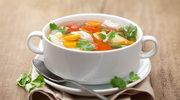 Zupa wielowarzywna na bulionie
