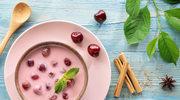 Zupa wiśniowa z goździkami i cynamonem