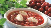 Zupa wiśniowa znad Balatonu