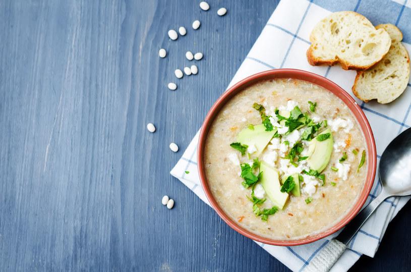 Zupa z awokado /123RF/PICSEL