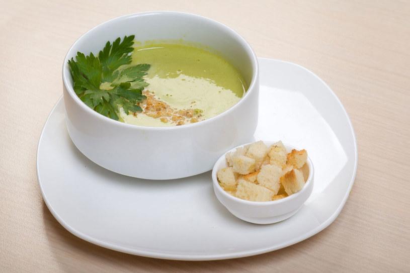 Zupa z brukselki /123RF/PICSEL