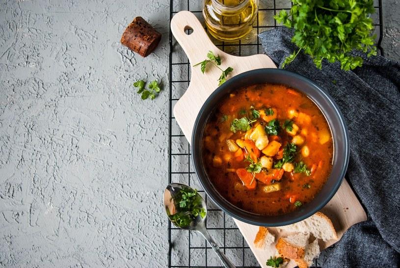 Zupa z ciecierzycy /materiały prasowe
