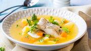 Zupa z dorszem i ziemniakami
