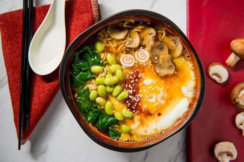 Zupa z edamame /©123RF/PICSEL