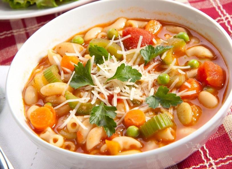 Zupa z fasolą /Picsel /123RF/PICSEL