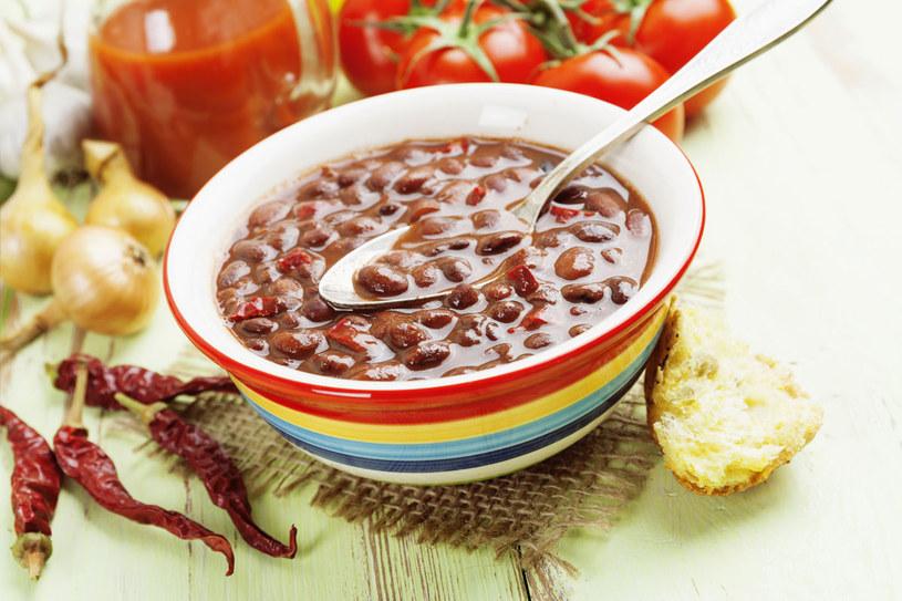 Zupa z fasoli /123RF/PICSEL