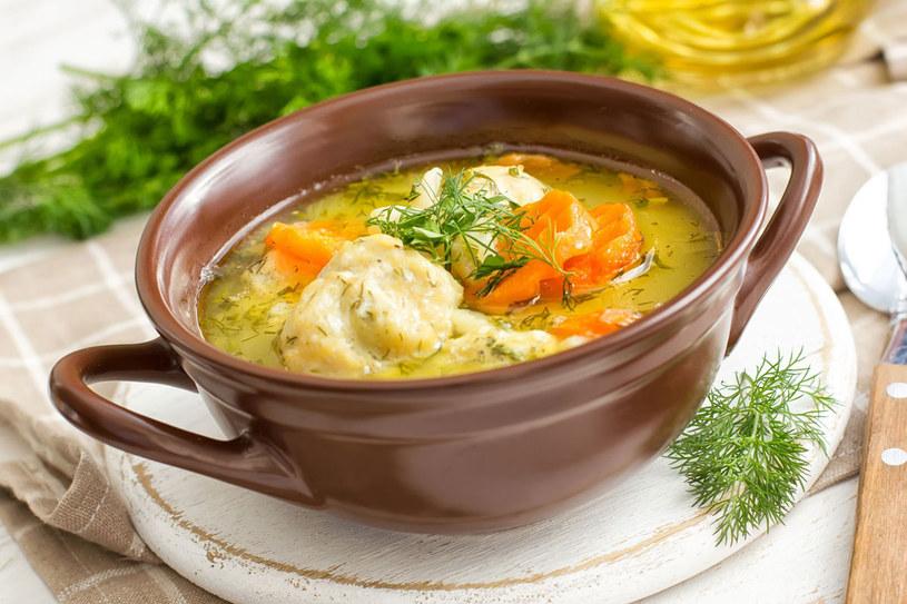 Zupa z klopsikami /123RF/PICSEL
