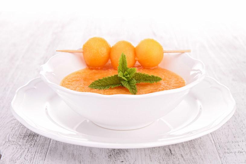 Zupa z melona /123RF/PICSEL