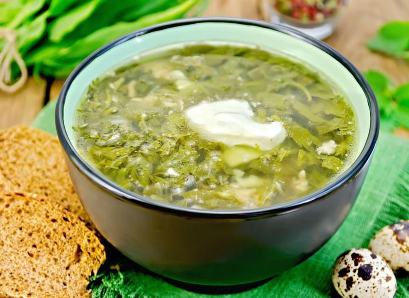 Zupa z mniszka /123RF/PICSEL