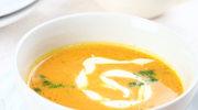 Zupa z morszczukiem (po 10. miesiącu)