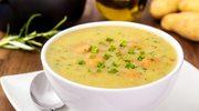 Zupa z pietruszki i topinamburu