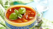 Zupa z pomidorów i boczku