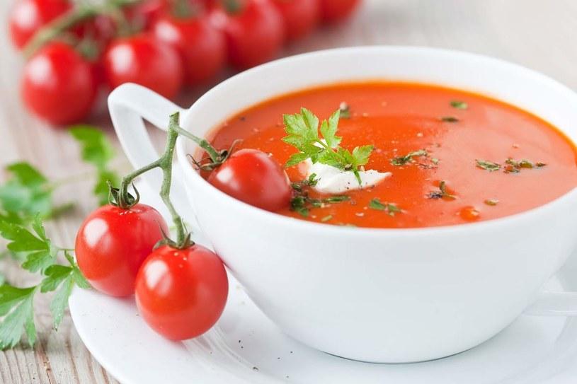 Zupa z pomidorów /123RF/PICSEL