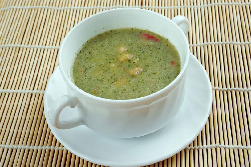 Zupa z porów /123RF/PICSEL