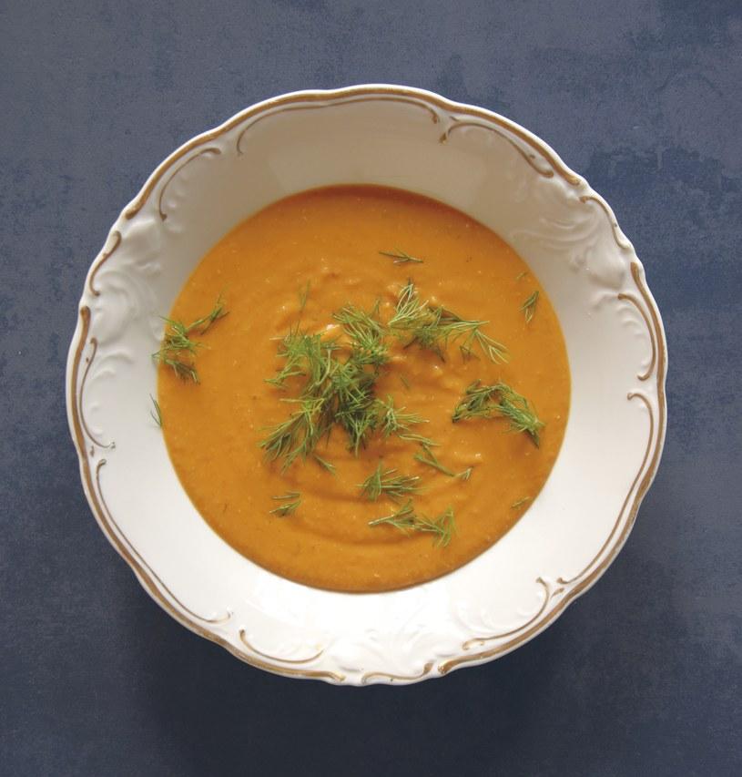 Zupa z soczewicy /materiały prasowe