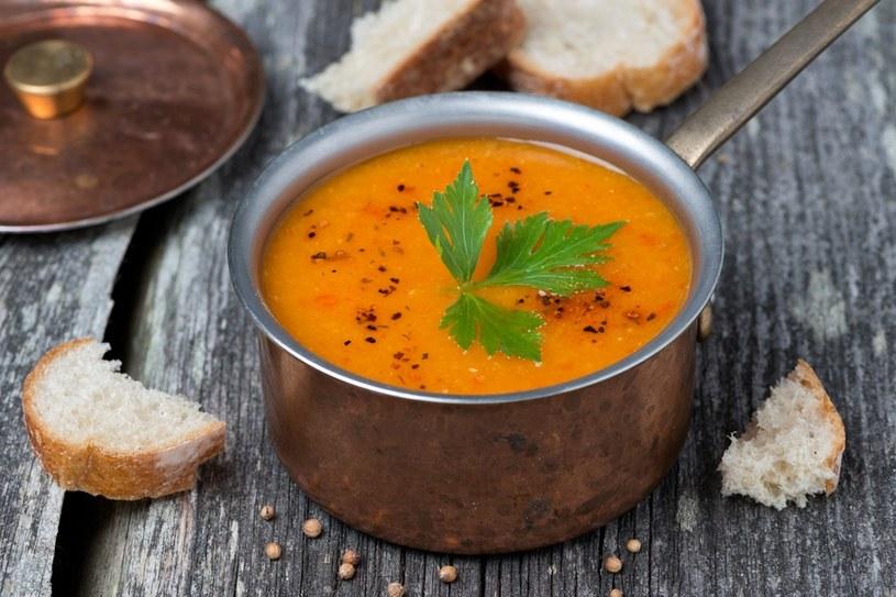 Zupa z soczewicy /©123RF/PICSEL