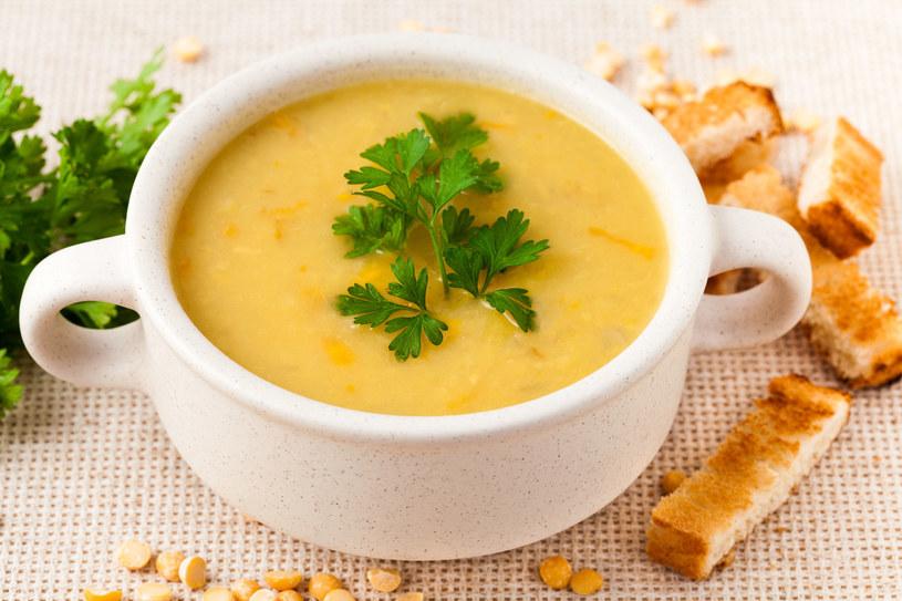 Zupa z soczewicy /123RF/PICSEL