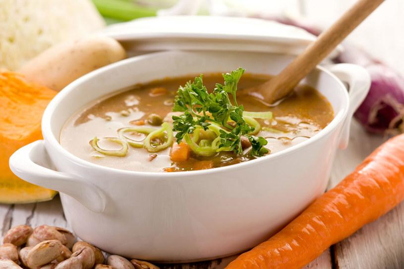 Zupa z szalotki /123RF/PICSEL