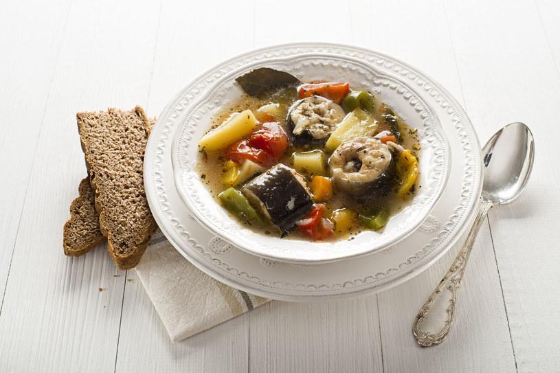 Zupa z węgorza /123RF/PICSEL