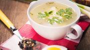 Zupa ziemniaczana z ziołami