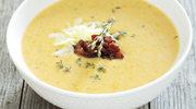 Zupa ziemniaczano-grzybowa
