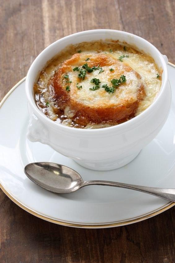 Zupa Cebulowa Na Trzy Sposoby Stylpl