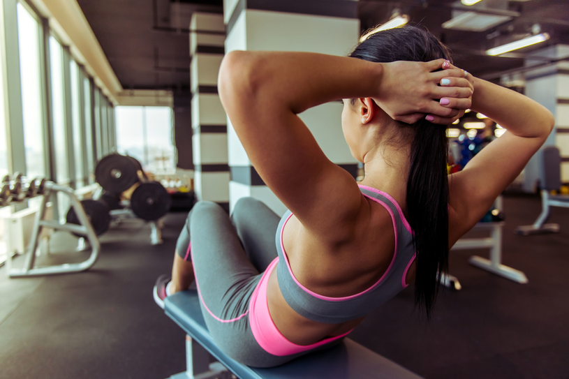 Zupełnie wystarczające będą bowiem ćwiczenia, które pobudzą krążenie, pozwolą rozruszać wiele partii mięśniowych i odprężyć nasze ciało /123RF/PICSEL