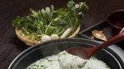 Zupka ryżowa z żółtkiem (po 6. miesiącu)