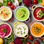 Kuchnia, przepisy na zupy