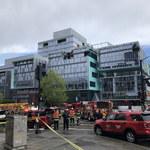 Żuraw budowlany spadł na samochody. Zginęły 4 osoby, 3 zostały ranne
