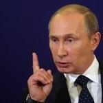 Żuraw Putina nie odleciał z Rosji
